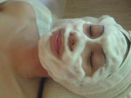 クリスタル泡洗顔-M1