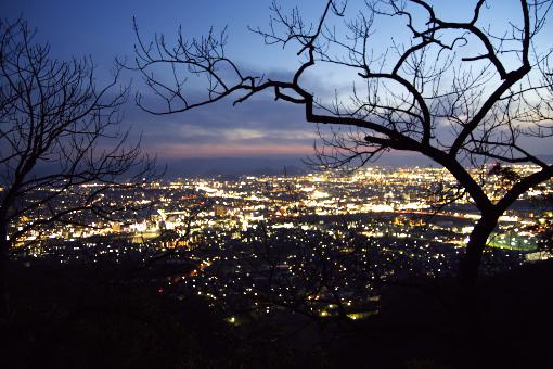 高松の夜景'09.01.27