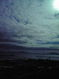 オホーツクの空
