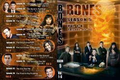 BONES Season5 Complete Jacket