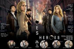 HEROES Season4 Complete Jacket