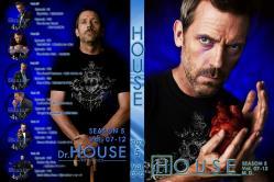 Dr.HOUSE Season5 Complete Jacket