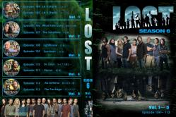 LOST Season6 Complete Jacket