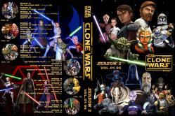 STAR WARS: The Clone Wars Season2 Complete Jacket