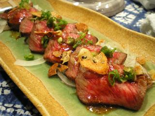 ボジョレー_肉料理