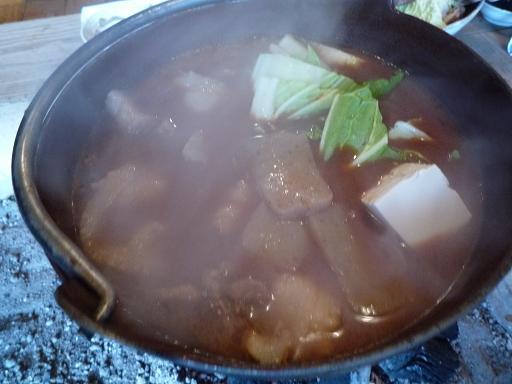 いわやぼたん鍋①