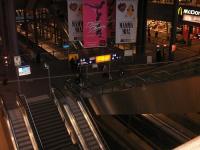 ベルリン駅内