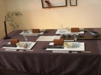 テーブルコーディネート1