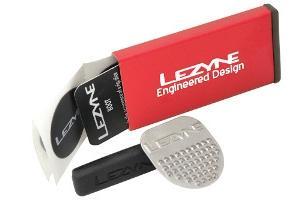 自転車の 自転車のパンク直し方 : LEZYNE METAL KIT パンク修理キット ...