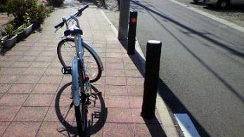 091212クロスバイク2
