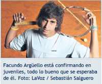 LAVOZ.com.ar | Facundo Argüello_ el sparring cordobés