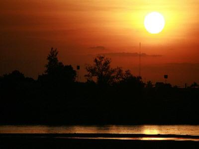 ラオス01(メコン河)