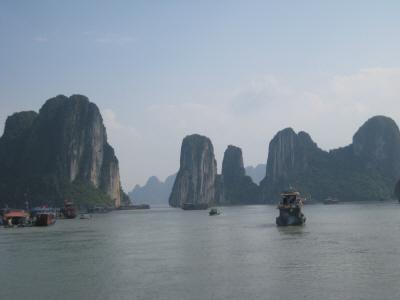 ベトナム06(ハロン湾)