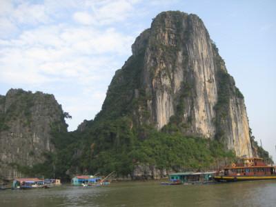 ベトナム11(ハロン湾)