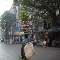 インドの街01
