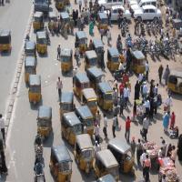 インドの街03