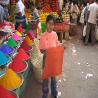 インドの街04