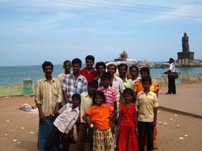 インドの街11