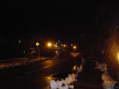城端 坂道