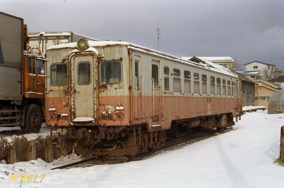 wキハ24000(廃車) Z006N-24