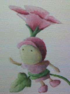 花のプロペラ