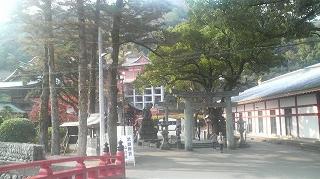 祐徳稲荷神社正門