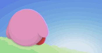 ピンク玉休憩中?