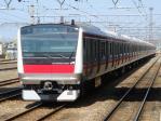 E233-京葉線
