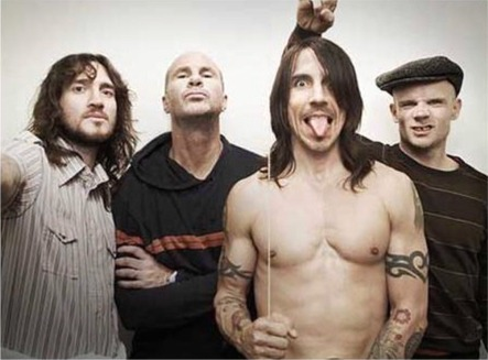RED HOT CHILI PEPPERS1