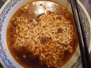 葱焼牛肉麺4