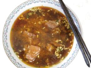 満漢大餐葱焼牛肉麺4