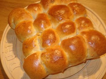 つやつや パン♪