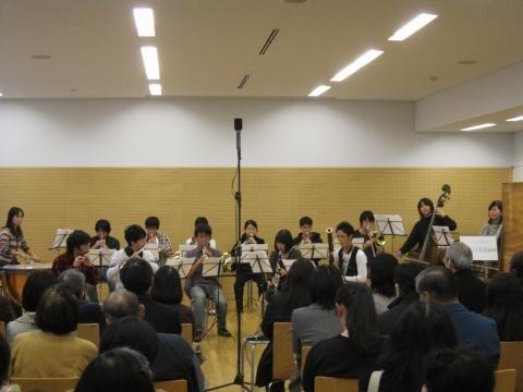 2009.11.22吹奏楽