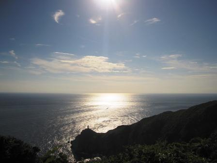 2010.8.7大瀬崎灯台