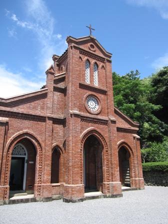 2010.8.7堂崎教会