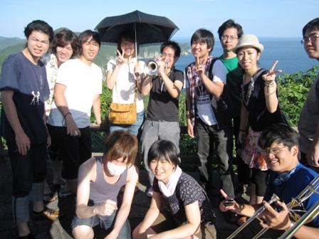 2010.8.7断崖絶壁