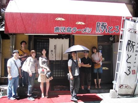 2010.8.5鹿児島ラーメン
