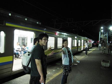 2010.9.22岩井駅