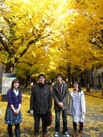 2010.11.27本郷キャンパス