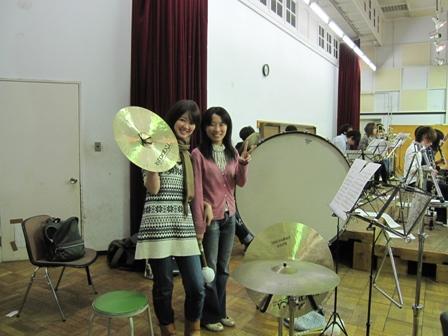 2010.12.26打楽器
