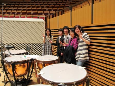2011.1.15打楽器