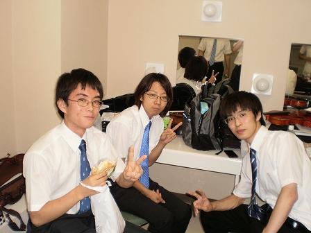 東京公演楽屋裏5