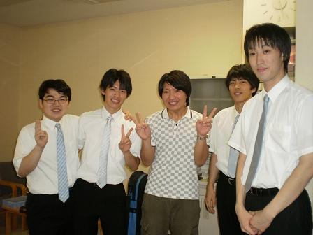 東京公演楽屋裏10