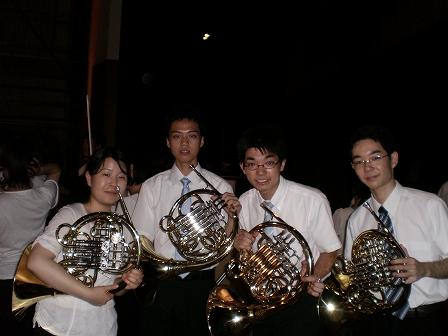 東京公演楽屋裏16
