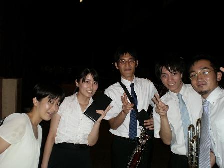 東京公演楽屋裏18