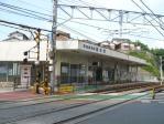 通谷駅(黒崎方面のりば)