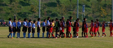 第24回 関東少女サッカー大会vs東小沢