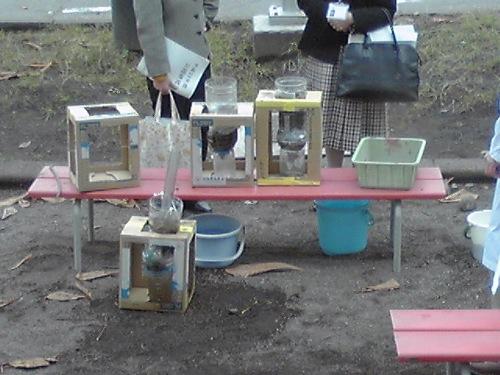 濾過の実験