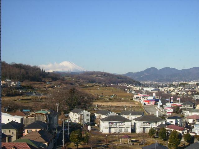 白富士見ゆる13
