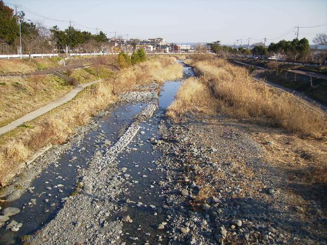 冬の水無川136